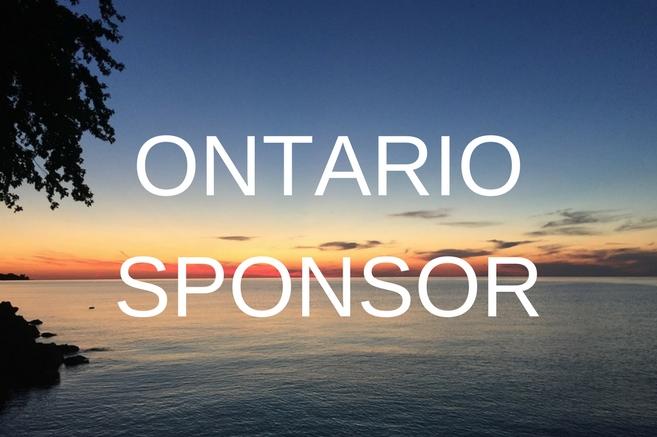 Ontario Sponsorship